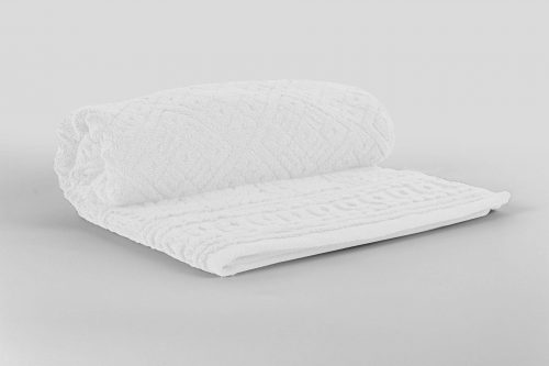 Egyptian Cotton | Blushy towel White