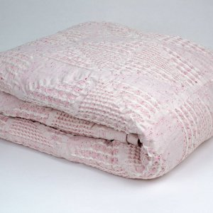 Angely spring duvet pink