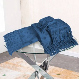 Candy towel set Blue