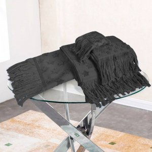 Candy towel set Charcoal