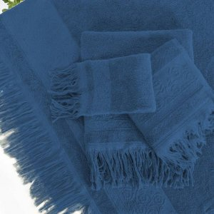 Dazzle towel set Blue
