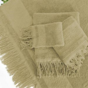 Dazzle towel set Coffee