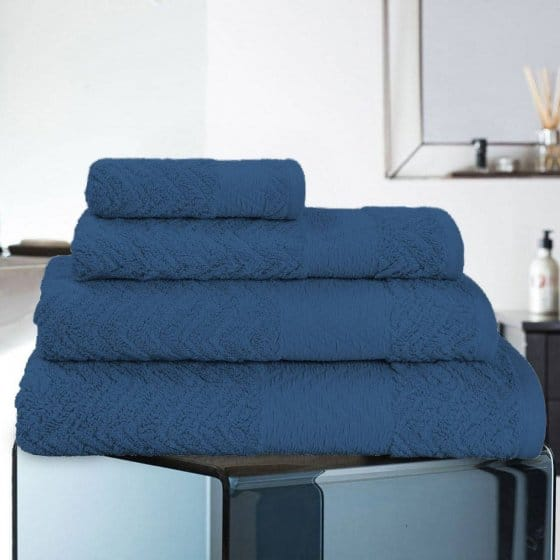 Freshy towel set Blue