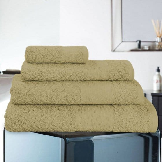 Freshy towel set Coffee