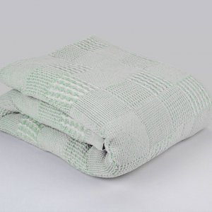 Ice spring duvet green