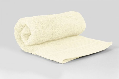 Lucy towel Ivory