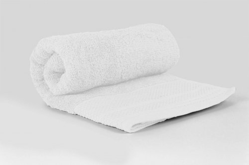 Lucy towel White