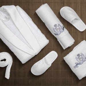 Rozo bathrobe set for men