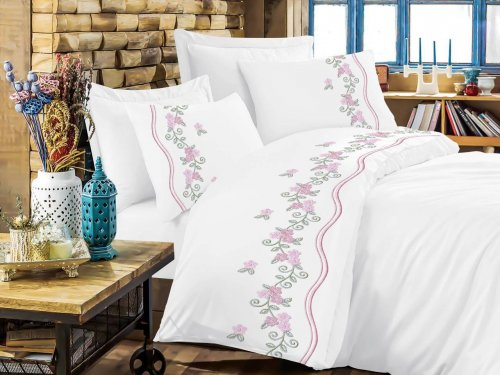 Springy bedsheets springy white