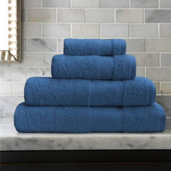 Vanilla towel set Blue