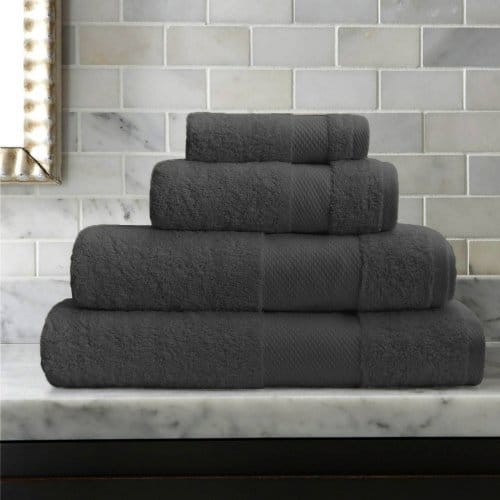Vanilla towel set Charcoal