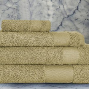 Waterfall towel set Coffee